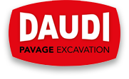Logo - Daudi pavage excavation inc.